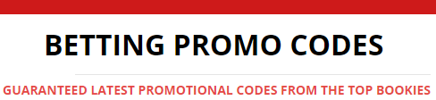 Betting promo codes logo