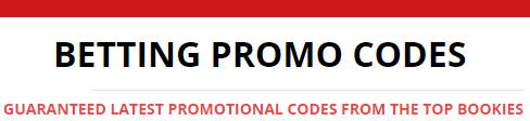 Betting promo codes logo